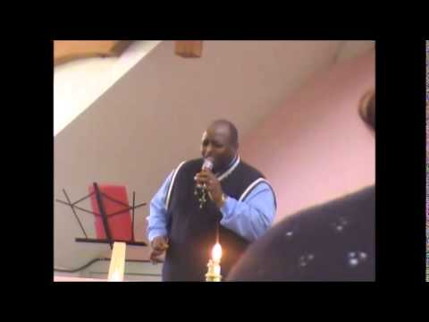 William Mcdowell Place Of Worship (Cover) By Kenneth W. Johnson