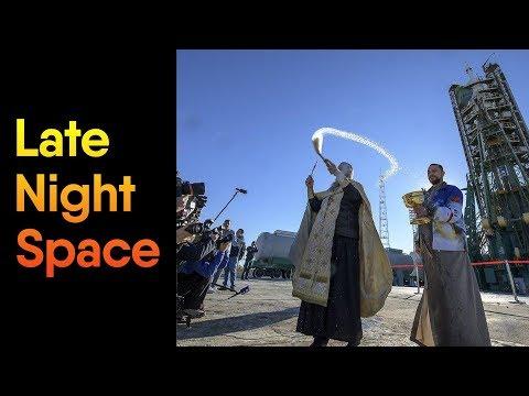 LATE NIGHT SPACE: Аварийный запуск «Союза»
