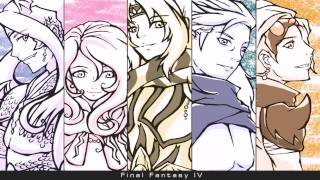 Final Fantasy IV The After Years - The Battle for Life (extended)
