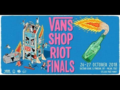495db7e7f2 Vans Shop Riot Descends Upon Milan