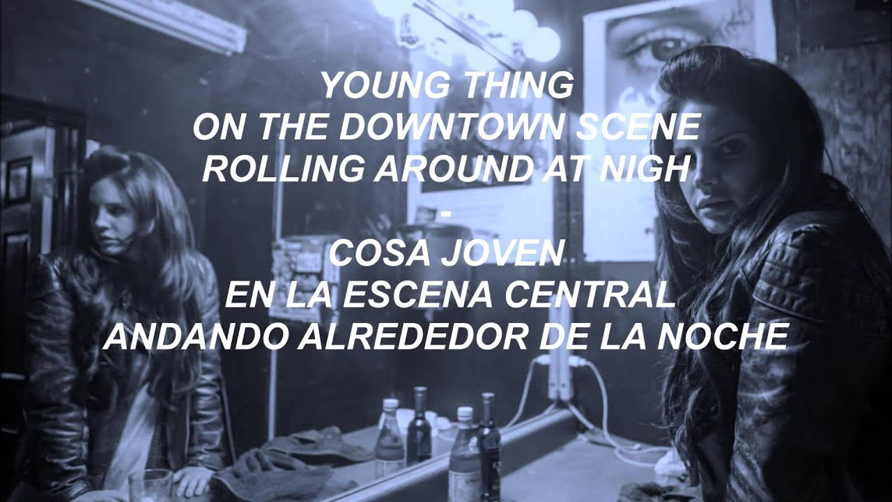 07 art deco lana del rey lyrics espa ol youtube for Art deco lana del rey