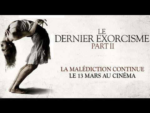LE DERNIER EXORCISME : PART II - Bande annonce VF poster