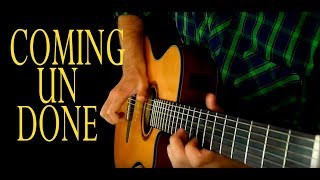 KORN - Coming Undone - Fingerstyle guitar cover