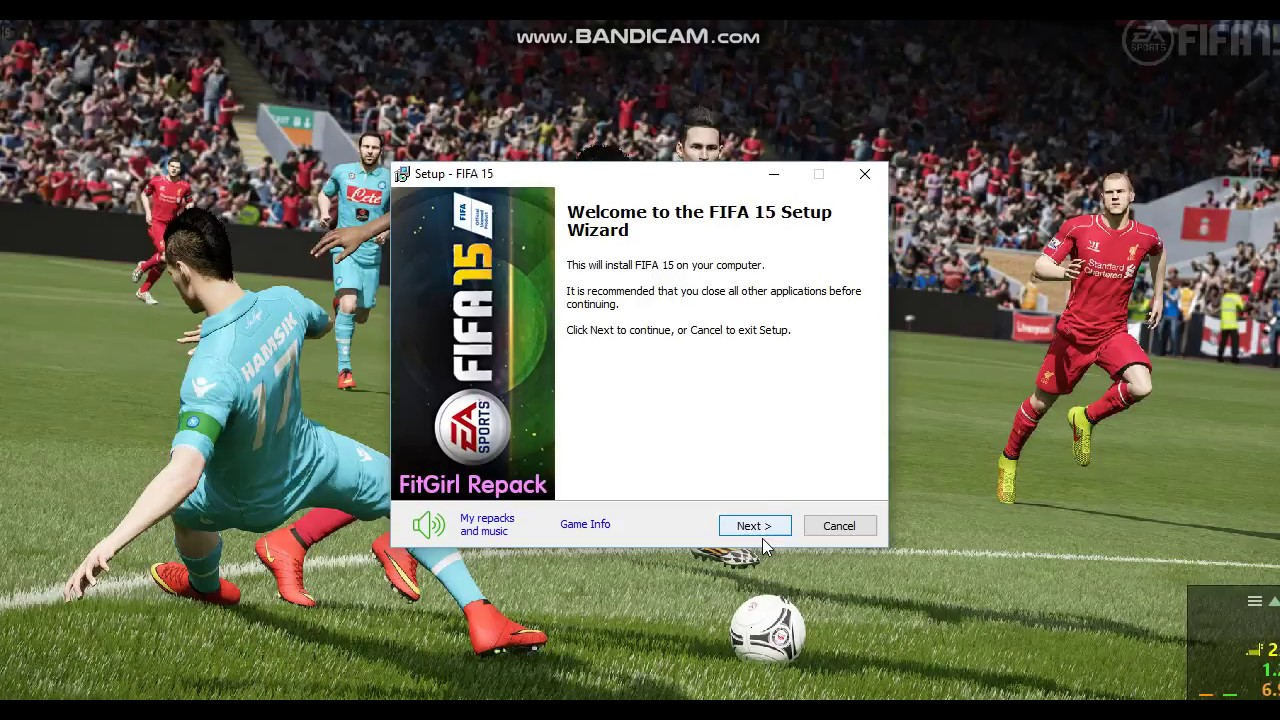 HOW TO INSTALL FIFA 15 FITGIRL REPACK!!!! 100% Working