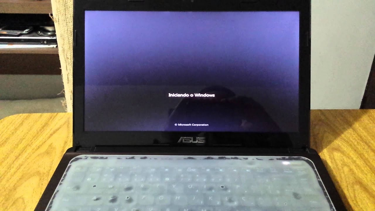 Asus K43E Notebook Treiber