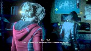 I thought you could save the flamethrower guy! (Until Dawn™)