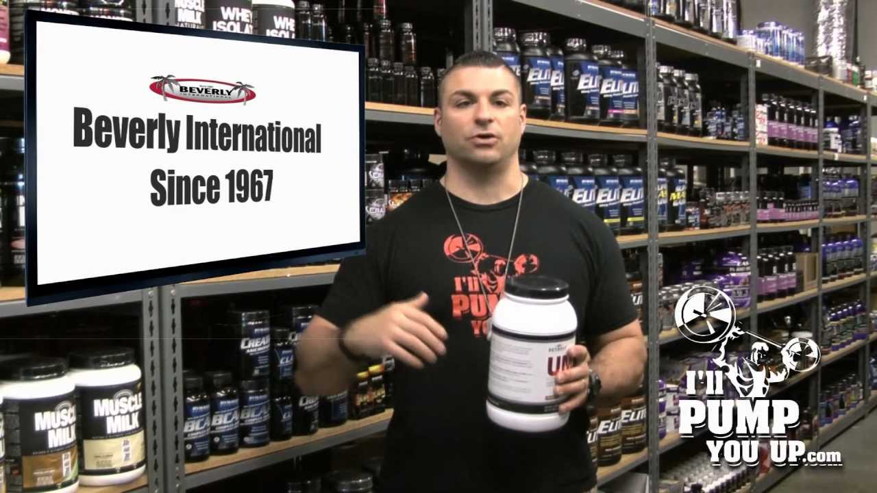 Beverly international ump supplement review youtube