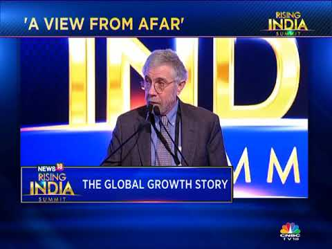 Rising India: Paul Krugman - Seg 1