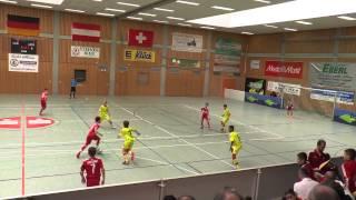 TuS Traunreut U12 Hallenmasters 2015 Spiel 14: VfB Stuttgart-TSG 1899 Hoffenheim 1:2