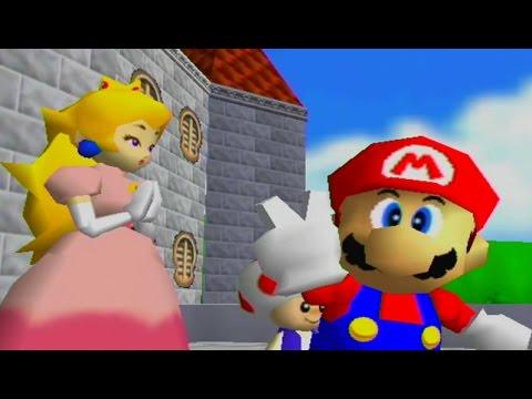Super Mario 64 100% Walkthrough Part 16 - Bowser in the Sky (Final Boss & Ending)