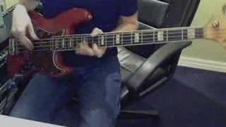 Spank-A-Lee bass jam