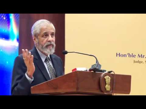 Legal Services Day 2017 Speech of Hon'ble Mr. Justice Madan B.Lokur