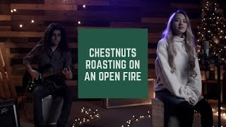 The Christmas Song (Chestnuts Roasting On An Open Fire) (Cover) - Xuan Nghi ft. Luke Villegas