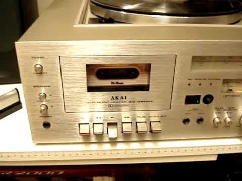 AKAI AC3800L HiFi Music center