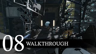 Portal 2 Campaign Walkthrough Part 8 (No Commentary/Full Game)