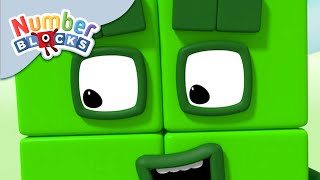 Numberblocks - Happy Adventures! | Learn to Count