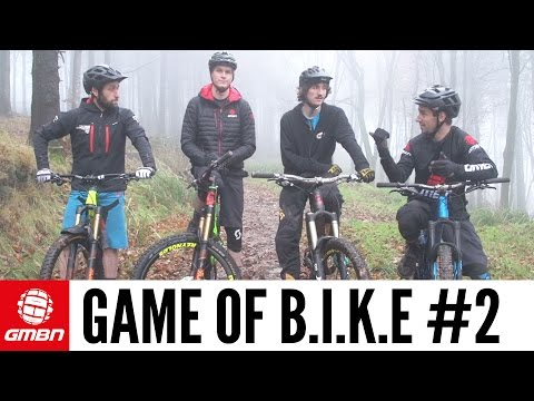 Game Of Bike #2 With Phil Atwil And Marc Beaumont   Mountain Bike Skills