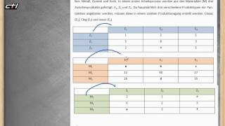 Lineare Gleichungssysteme || Matrizenmultiplikation  ★ Übung 1