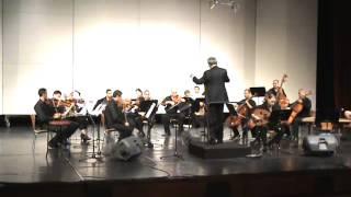 راجح داوود - باساكاليا (موسيقى فيلم الكيت كات) / حفل مكتبة الأسكندرية 2012