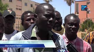Ucad : Affrontements entre agents de sécurité du Coud et marchands tabliers
