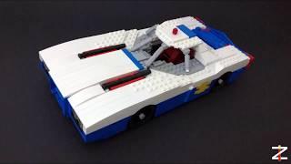 LEGO Daitarn 3 - Mach Patrol