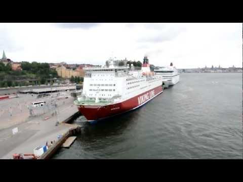 Viking Line Mariella - Stoccolma 100910.AVI