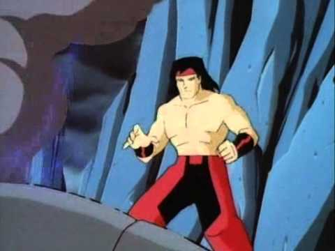 Mortal Kombat: Defenders of the Realm (The Animated Series) Intro