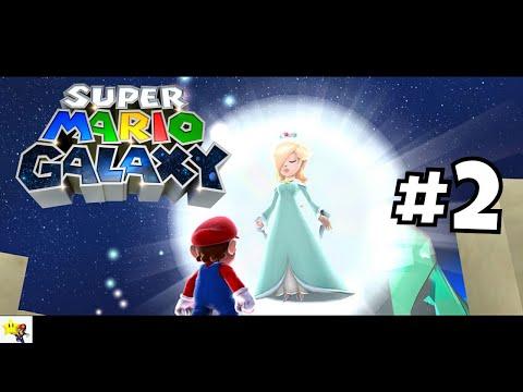 Super Mario Galaxy Nintendo Wii Episode 2