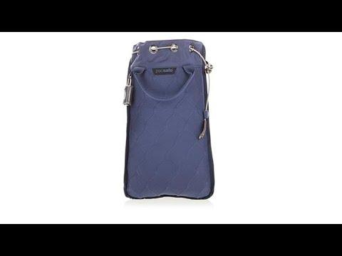 Pacsafe Travelsafe 5L Portable Locking Safe