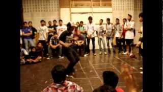 April Fool's Jam - Final - Hotshot (BreakGuruz) vs Blade (Firing Shooz)