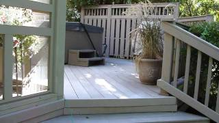 Screen Porch And Hot Tub Deck In Urbandale - Archadeck Of Central Iowa