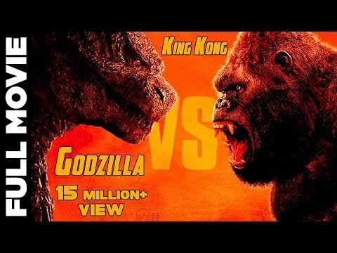 King Kong vs Godzilla | Hollywood Movie | Action Hits