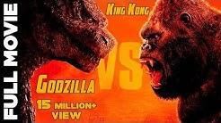 King Kong vs Godzilla | Sci-Fi Action Movie | Michael Keith, Harry Holcombe