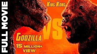 King Kong vs Godzilla | Sci-Fi Action Movie | Michael Keith, Harry Holcombe