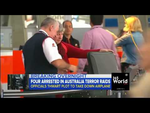 Terrorist in Australia Breaking News | 365 World News