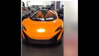 Bitcoin Lamborghini  *Go Lambo Shopping with Me & My Son*