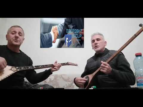 Dobroshti Këndon Me Xhelal Hajruli  Enver Shaqiri