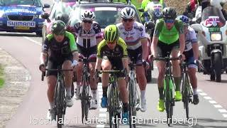 Summary Amstel Gold Race Ladies Edition 2018