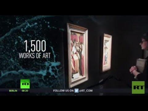 Hidden Treasures: Nazi art trove goes on display for first time at Swiss museum