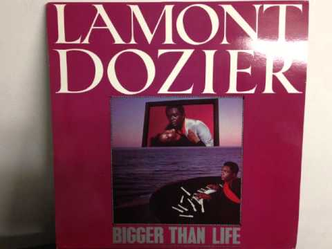 Lamont Dozier- Bigger Than Life (1983)