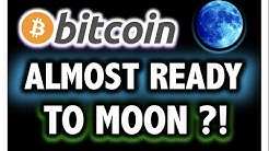 LOOK!! BITCOIN & ETHEREUM READY TO MOON?!!🌒 Crypto Analysis TA Today & BTC Cryptocurrency Price News