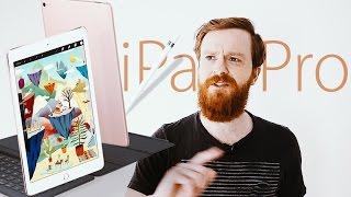 Сюрпризы и огорчения /  iPad Pro 9.7, два месяца спустя. 🚀