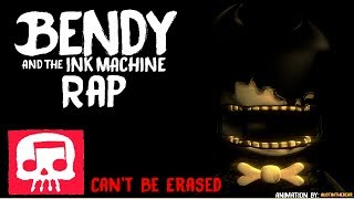 bendy and the ink machine cant be erased