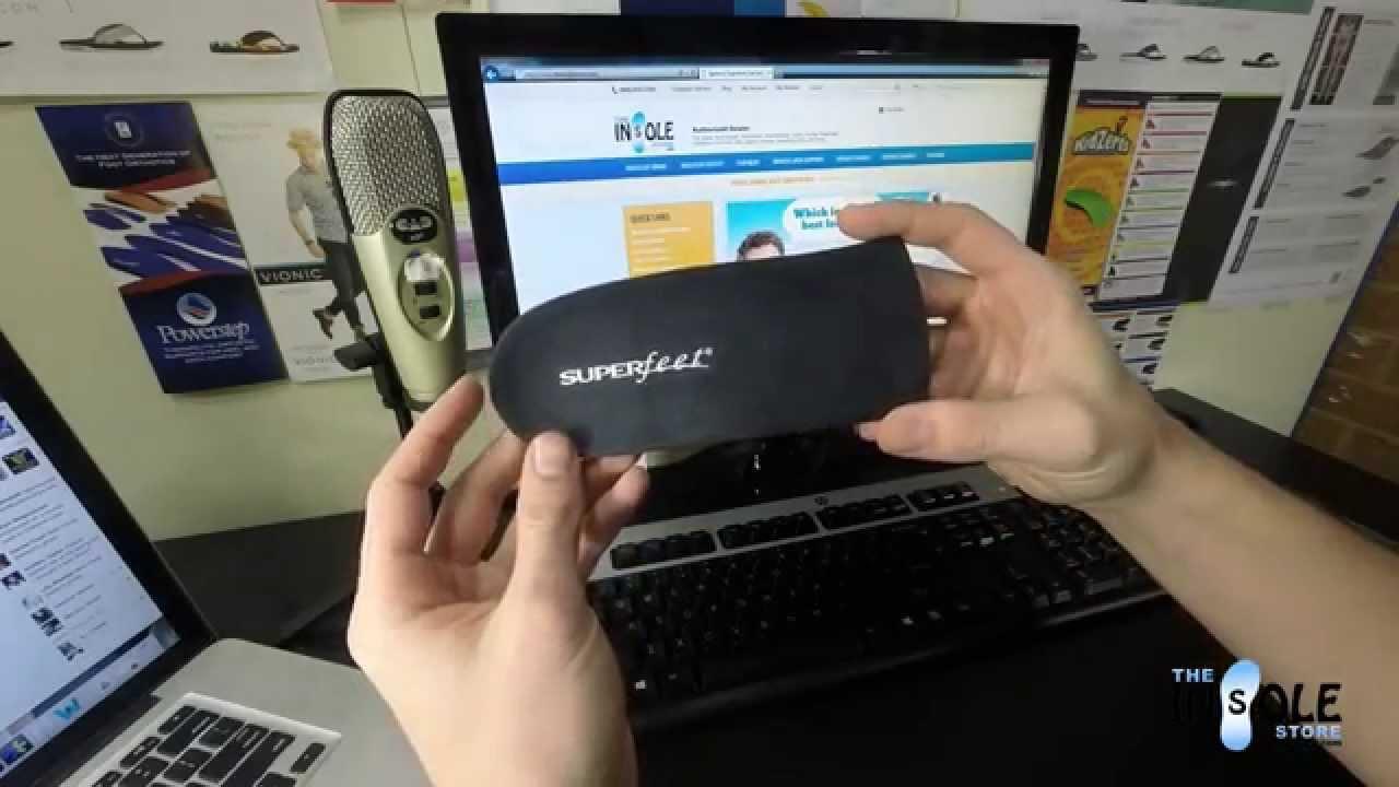 726cf4283b Superfeet EasyFit Womens High Heel Arch Support Insoles | TheInsoleStore.com