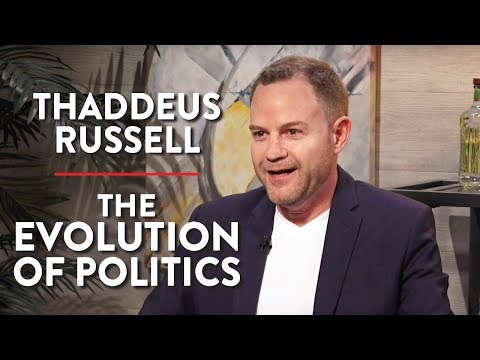 Marxism, Socialism and the Evolution of Politics (Thaddeus Russell pt. 1)
