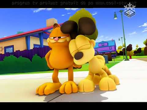 The Garfield Show Jon 2 Cainele Meu Motanul Youtube