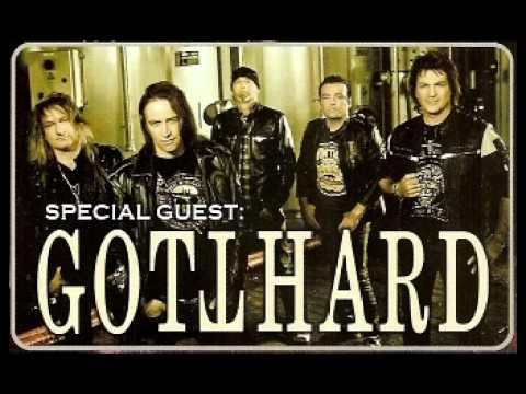 GOTTHARD - Live in Osaka 8.9.2012 [Full Audio Show]