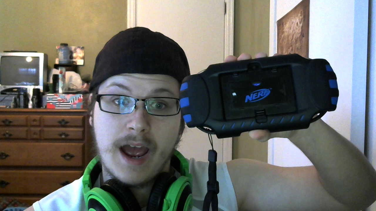 Ps Vita Nerf Case Review Youtube