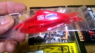 レアキットを紹介します。 1/43ロッソ フェラーリF642 G.P.V.