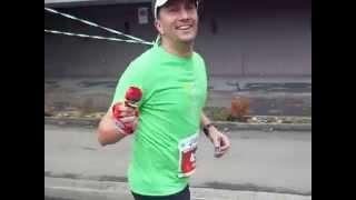 Luzern Marathon 26.10.2014: Zugläufer rasselt DSCN0229